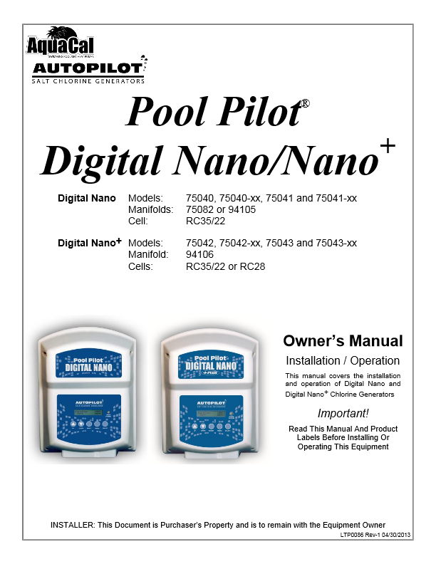 Autopilot Manual Hornerxpress Worldwide