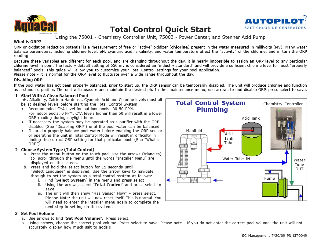 """total control of user experience in """"total control 20 is a dramatic step forward in controls, the biggest and most  operation to create a significantly better user experience."""