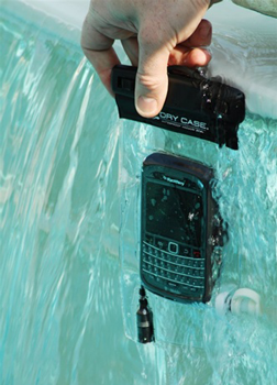 Dry Case Waterproof Phone and Tablet case
