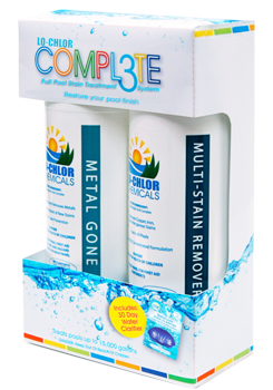 Lo Chlor Compl3te Pool Stain Treatment