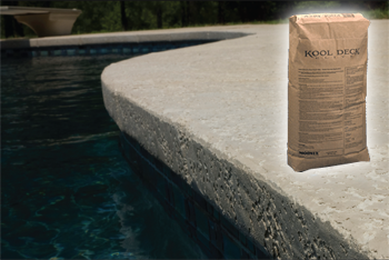 Mortex Kool Deck Elite Concrete Pool Deck Surfaces